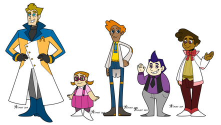 Science Wizard Redesign Group 4