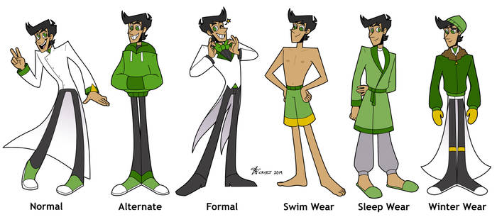 Luis Outfits