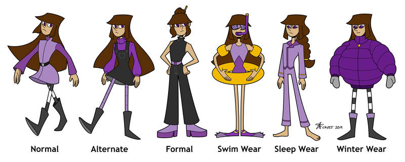 Marysol Outfits