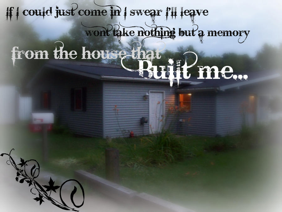Good The House That Built Me By Chibi Tobi ...