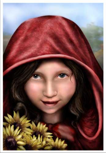 Little Red's photo by Alisha-Mordicae