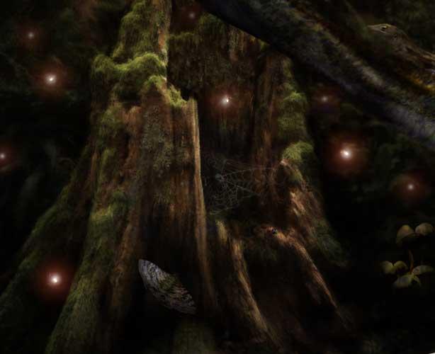 Firefly Palace by Alisha-Mordicae