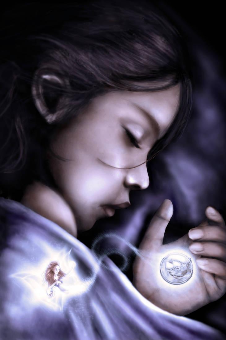 Tooth Fairy by Alisha-Mordicae