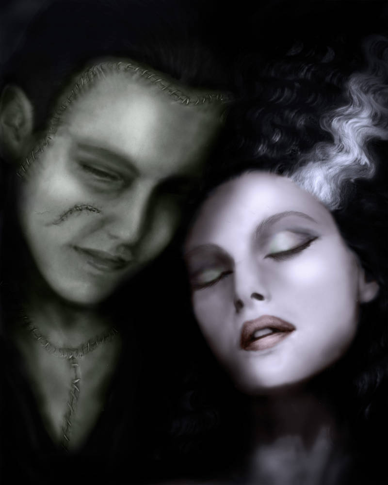 frankenstein's Lovers by Alisha-Mordicae