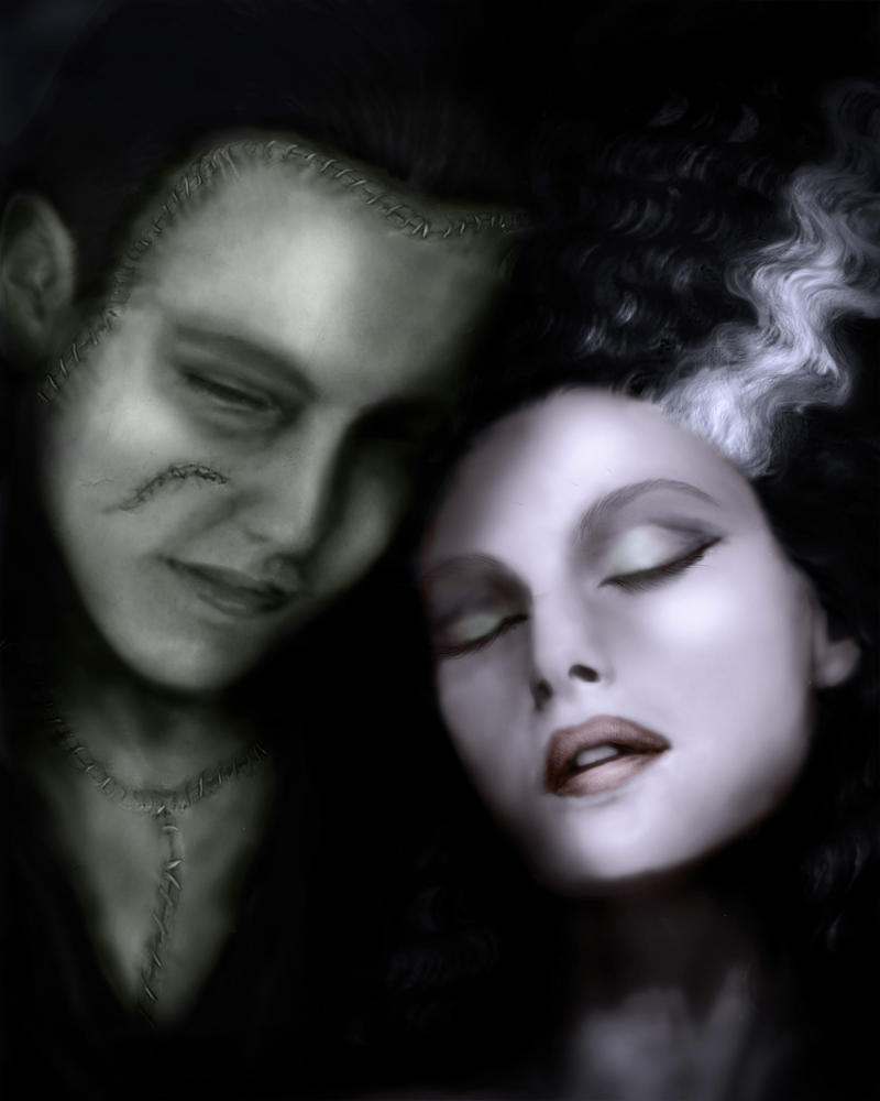 frankenstein's Lovers by Alisha-Mordicae