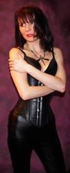 full leather by Alisha-Mordicae