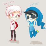 HS: Trade Glasses by Koru-ru