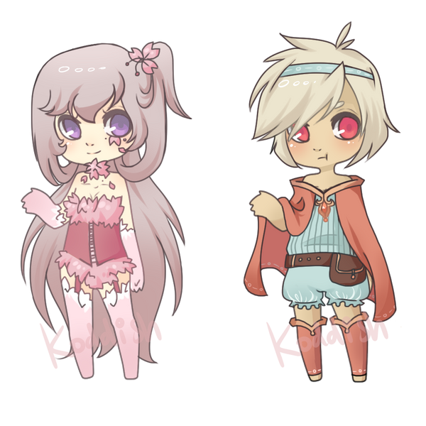 Koddish Collab {Auction} CLOSED by Koru-ru