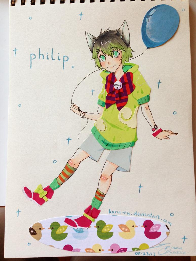 Philip by Koru-ru