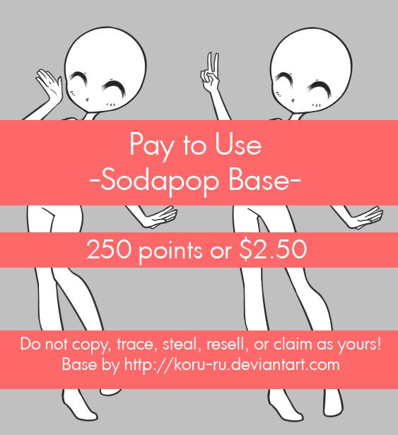 Pay To Use Base {Sodapop} 250pts or $2.50 by Koru-ru