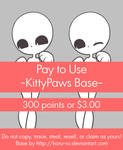 Pay To Use Base {KittyPaws} 300 points or $3.00