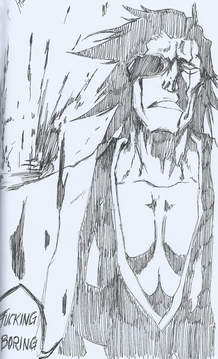 Doodle - Kenpachi by passion00