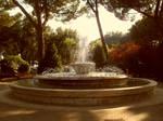 Fountain in Tivoli