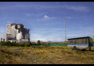 VAB Matte Painting