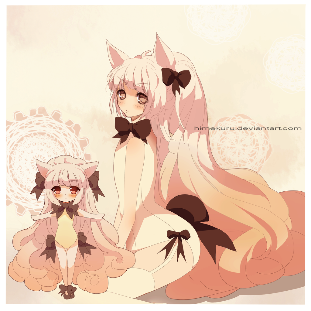 Adoptable #1: Caramel Kitten by Himekuru