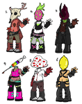 Object head adopts OPEN by ManicJimmy