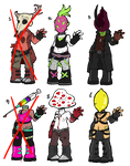 Object head adopts NOW JUST $15 by ManicJimmy