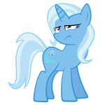 Trixie thinks you're crazy