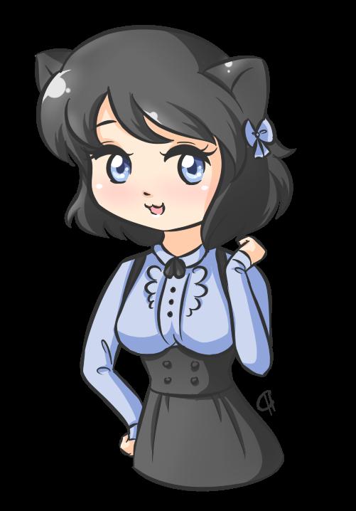 : Req : Cutie Neko by GimmeHug