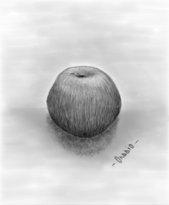 Apple by onddio