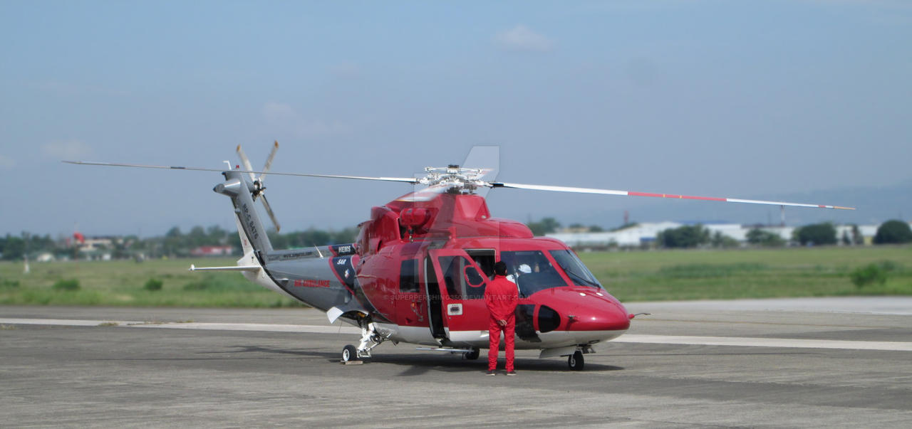 Sikorsky S-76 Airgurus Air Ambulance