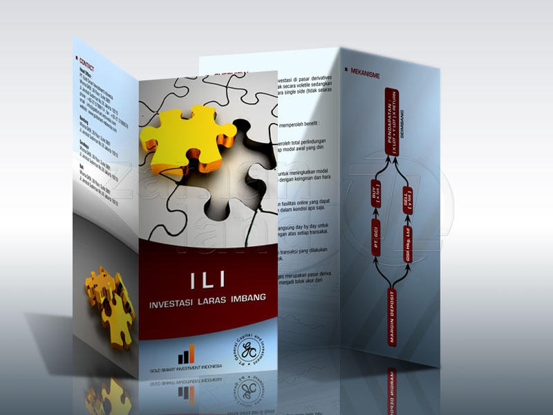 ILI Brochure by zamanland