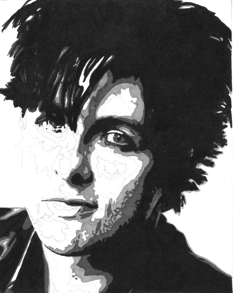 Billie Joe Armstrong (WIP) by Bairdsgirl11797