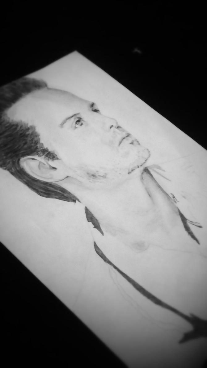 Andrew Scott  by Bairdsgirl11797
