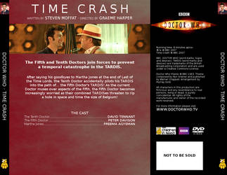 Doctor Who - Time Crash - Back (Big Finish Style) by Xisco-Lozdob