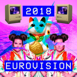 Eurovision 2018 by Xisco-Lozdob