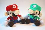 Chibi Mario Bros