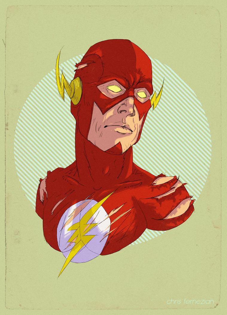 Flash by ChrisFernzz
