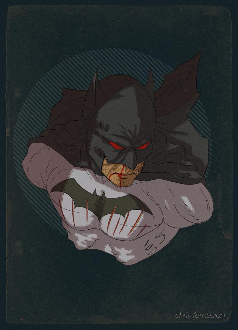 Batman by ChrisFernzz