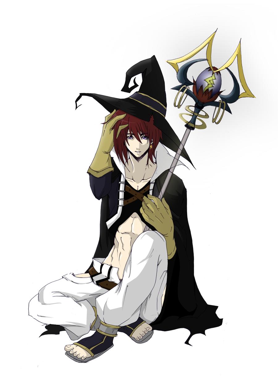 Fantasy Earth Zero: Sorcerer by Joberu