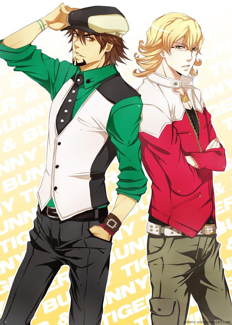 Reto 30 días anime!! - Página 2 Tiger_and_bunny_by_joberu_uta-d539i1x