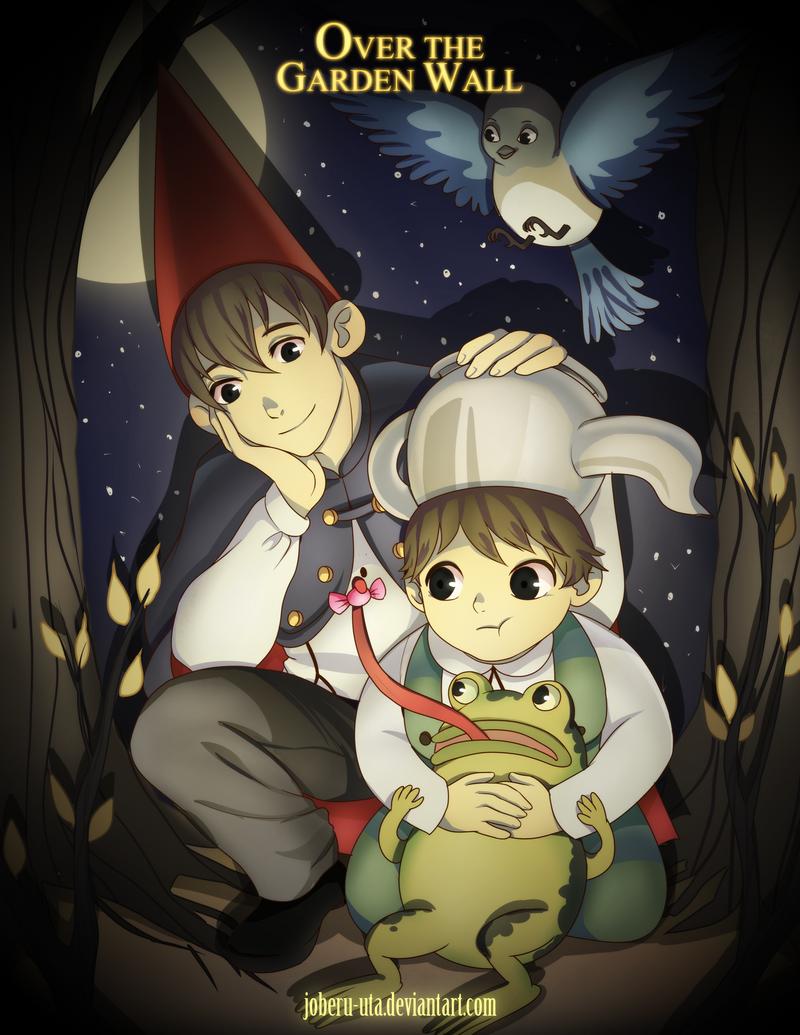 Over The Garden Wall Anime Version by Joberu