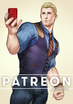 Patreon May Sketch Reward - Cody