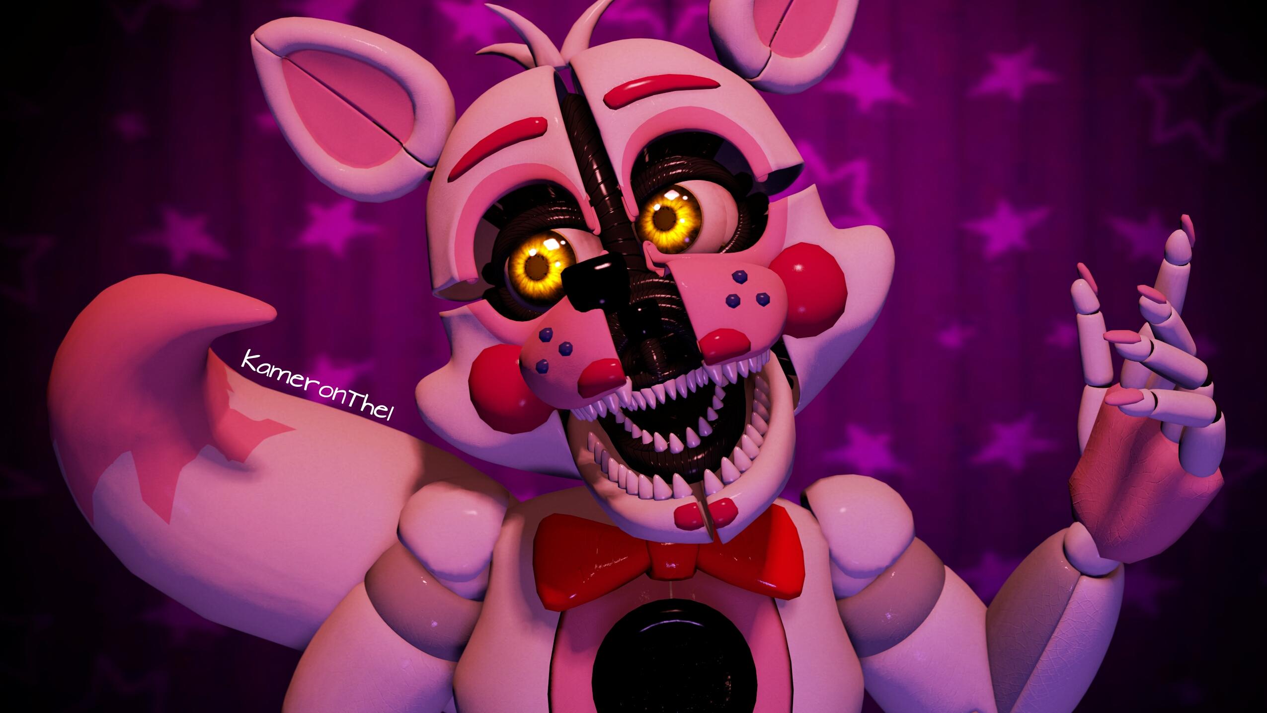 funtime foxy sfm by - photo #10