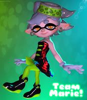 Team Marie by Kameron-Haru