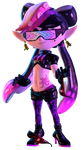 Octo Callie Pagedoll by Kameron-Haru