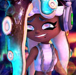 Splatoon 2] Marina Avatar