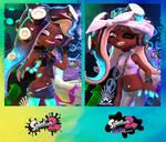 Splatoon] Marina