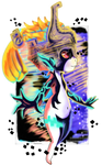 IbisPaintX] The Princess of Twilight by Kameron-Haru
