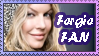 Fergie Stamp by Cute-and-Cuddly