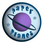 Paper Planet Logo