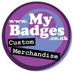 My Badges Logo