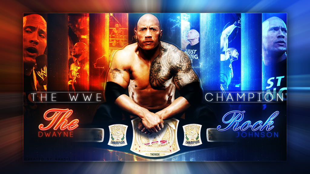 The Rock Wrestler Wallpapers 2013