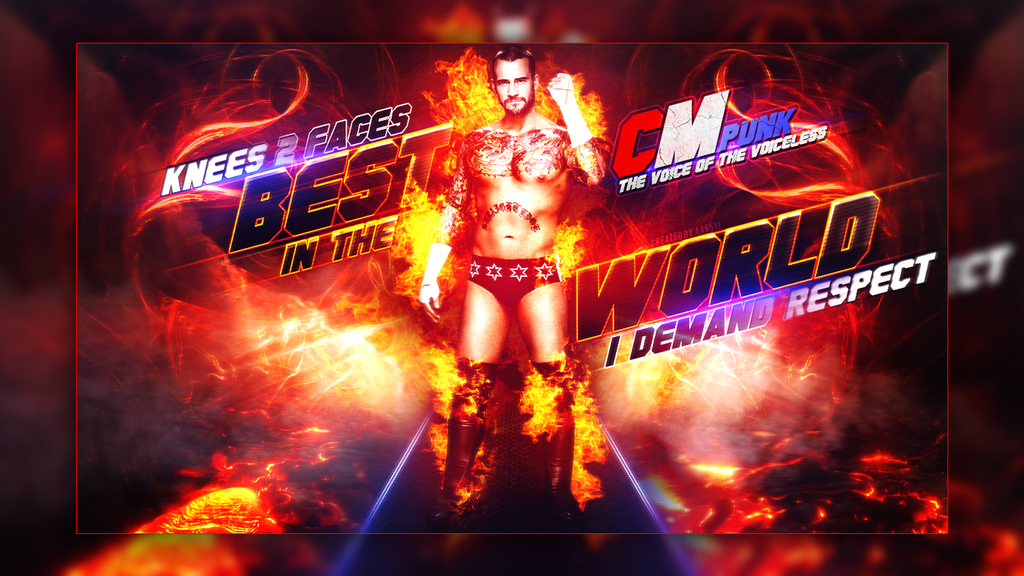 New wwe wallpaper cm punk a man on fire by llliiipppsssyyy on deviantart new wwe wallpaper cm punk a man on fire by llliiipppsssyyy voltagebd Choice Image