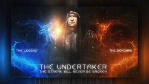 WWE WALLPAPER THE STREAK!