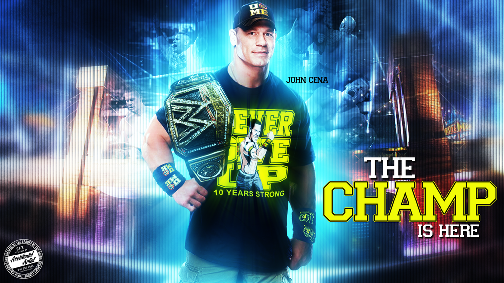 The Champ Is Here by Llliiipppsssyyy on DeviantArt  The Champ Is He...